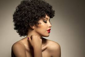 Relaxer from 100% natural hair