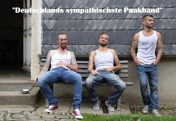 Schockromantik - Deutschlands sympathischste Punkband