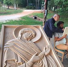 Hexaemeron Icon Carving Workshop: AK @ Holy Spirit Retreat Center | Anchorage | Alaska | United States