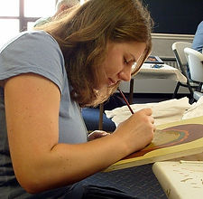 Hexaemeron Icon Painting Workshop: Dunlap, Ca @ St. Nicholas Ranch & Retreat Center   | Dunlap | California | United States
