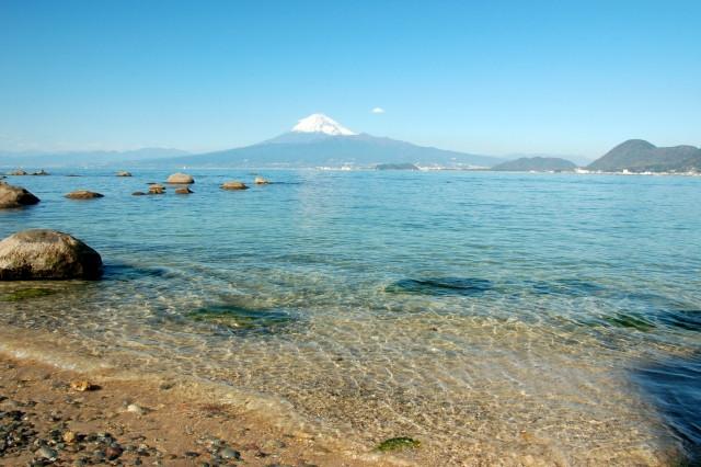 ネオ・リゾートホーム遊方YUKATA 伊豆から眺める富士山