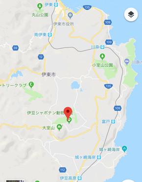 遊方YUKATA マップ