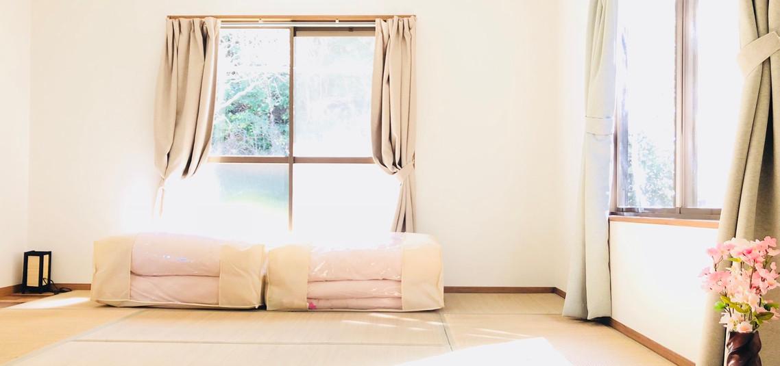 1楼卧室@遊方貸別荘・伊豆高原