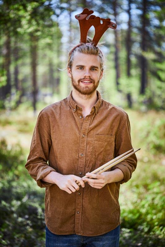 Innanförskogen_Ludwig_Björklund_trummor