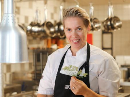 Möt Mari Wigren - Creative Chef & Sommelier