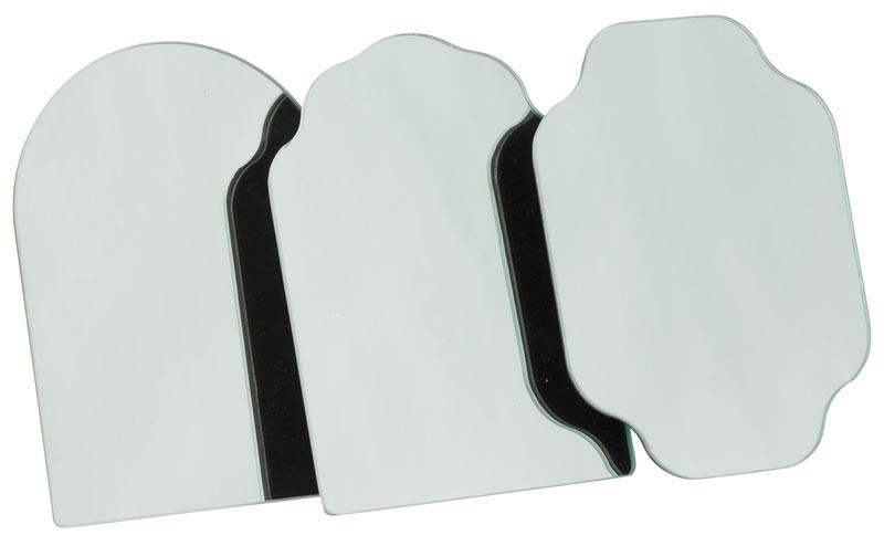 spegel 3-pack rusta bohemisk