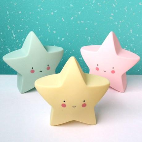 A little lovely company barnrumslampa stjärna