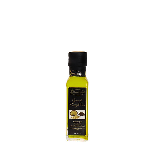 Evo oil flavoured with black truffle – bottle format