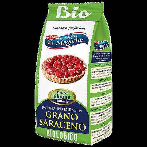 Organic  Wholemeal Flour of Buckwheat