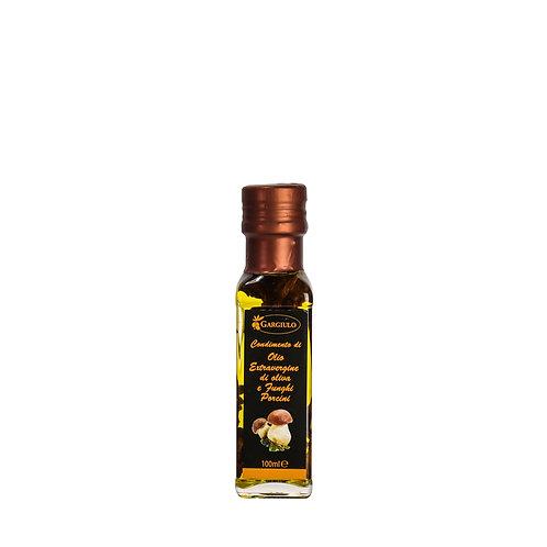 Evo oil flavoured with porcini mushroom – bottle format