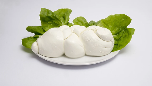 Braid of Mozzarella Fior di latte 2x600gr