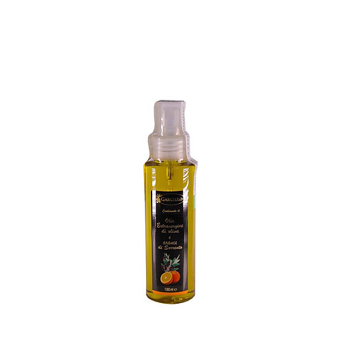 Evo   oil flavoured with Sorrento oranges – spray format