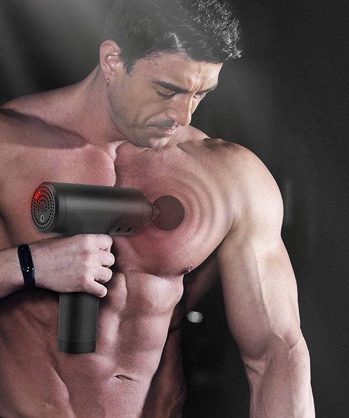 Pistola massaggiante 2500maH Muscoli Corpo Dolori