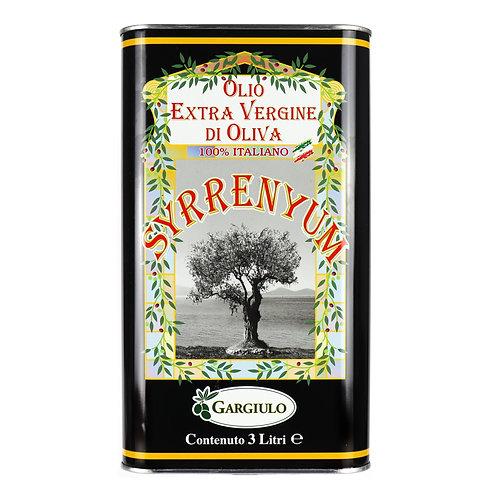 Extra virgin olive oil - tin format