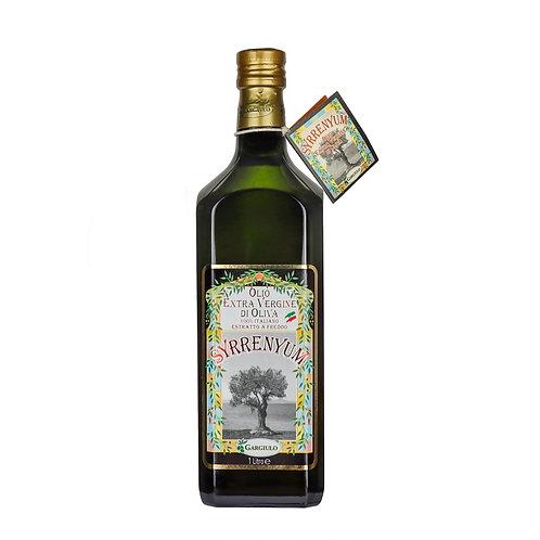Extra virgin olive oil  – bottle format