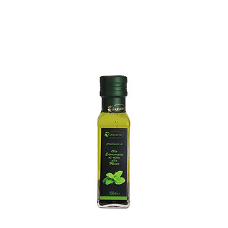 Evo oil flavoured with mint – bottle format