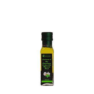 Red Marinade condiment: evo oil, mint, garlic and peppercorn