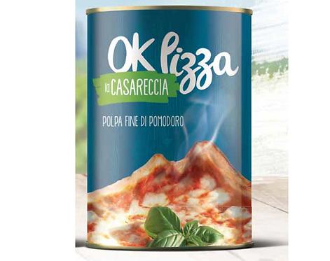 Big pack Chopped tomatoes - Ok Pizza