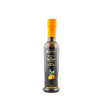 Evo  oil flavoured with Sorrento oranges – bottle format