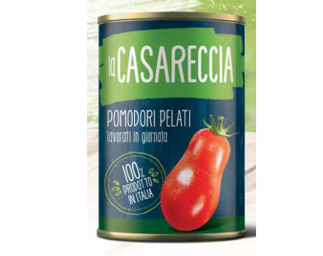 Whole peeled tomatoes - Pomodori pelati