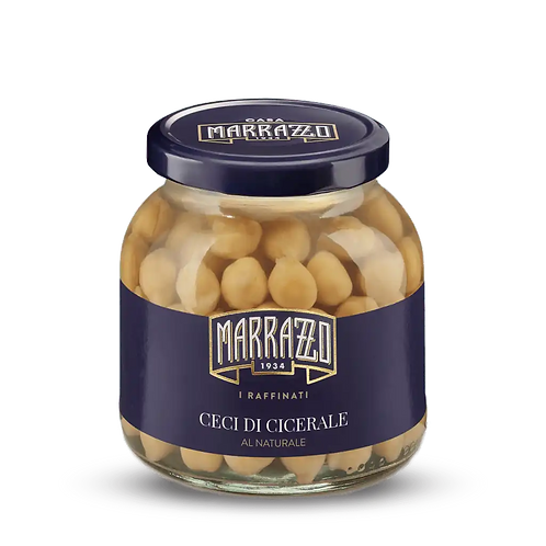 Chickpeas from Cicerale