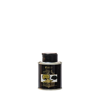 Evo oil flavoured with black truffle – tin format