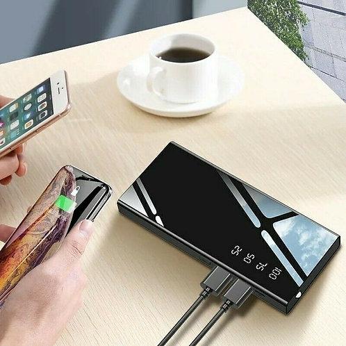 Power bank 3000 mah con display LCD led
