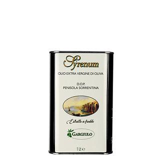 Extra virgin olive oil Sorrento DOP – tin format