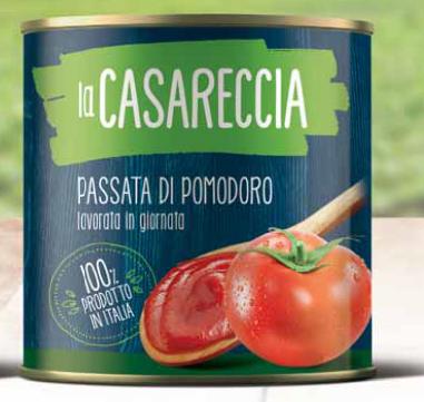 Big Pack Tomato puree - Passata di pomodoro