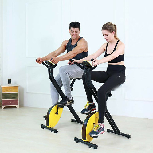 Cyclette domestica Fitness con Display LCD
