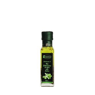 Evo oil flavoured with sage – bottle format