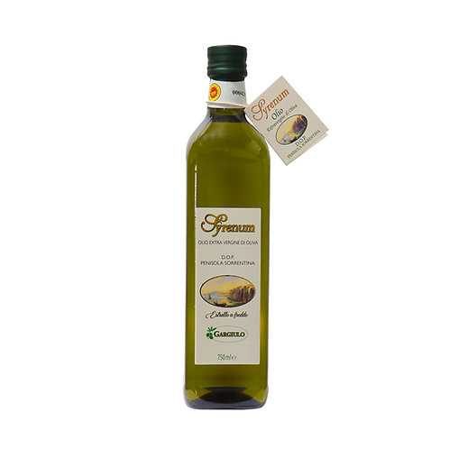 Extra virgin olive oil Sorrento DOP – bottle format