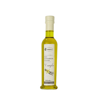 Evo oil flavoured with vanilla – bottle format