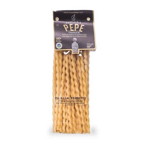 Fusilli al Ferretto - Pastificio Pepe Gragnano