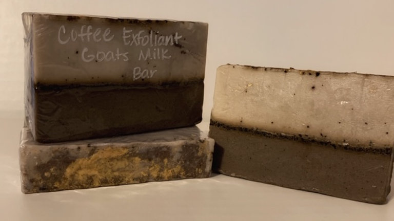 Exfoliating Coffee Bar