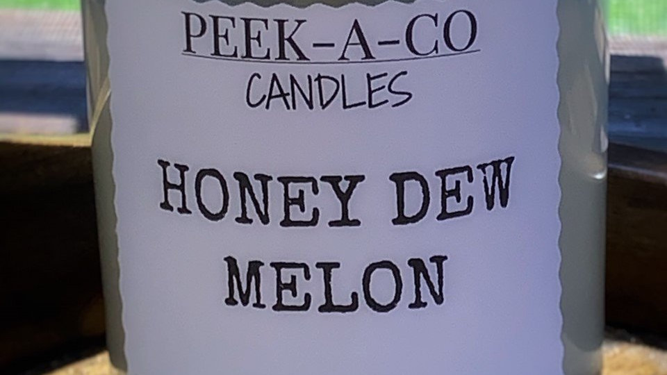 Honey Dew Melon 8oz.