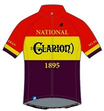 Clarion 1895 Jersey