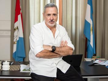 """""""La amenaza del uso de la fuerza debe ser creíble si enfrente hay narcos como en Rosario"""""""
