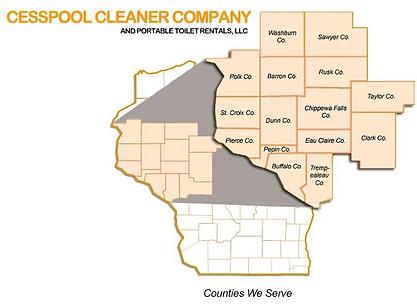 Cesspool Cleaner Company & Portable Toil