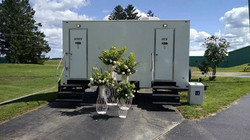 Luxury Executive Restroom Rentals For Weddings