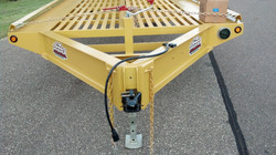 Johnny Mover Portable Toilet Transportation Trailer