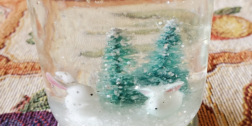 Everyone Loves a Snow Globe!