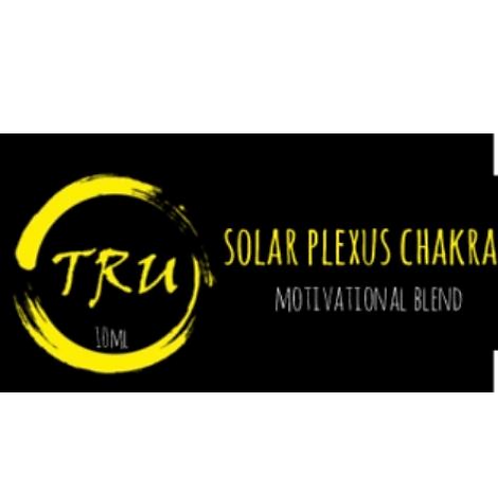 Tru Apothecary Solar Plexus Chakra Oil- Motivational Blend