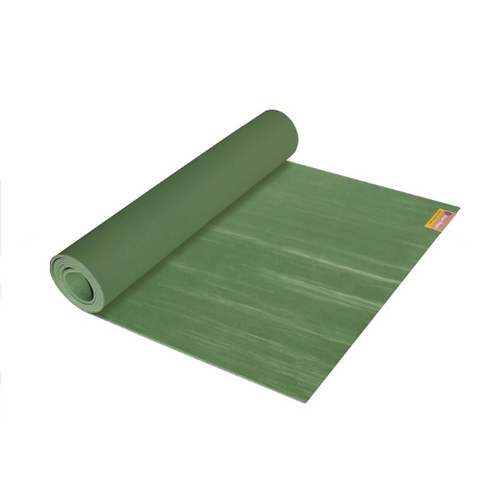 Para Rubber Yoga Mat-Olive 6mm
