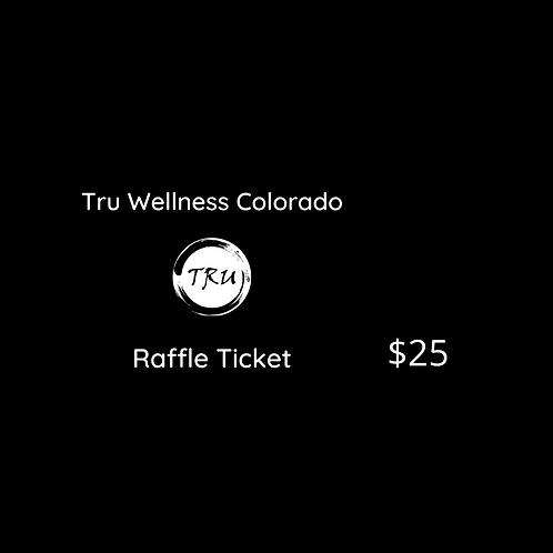 Holistic Facial $25 Raffle Ticket