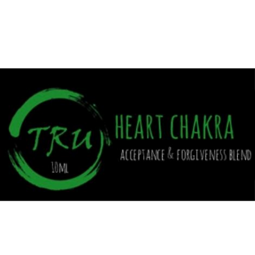 Tru Apothecary Heart Chakra Oil-Acceptance & Forgiveness Blend