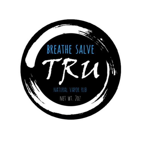 Tru Apothecary Breathe Salve-Natural Vapor Rub