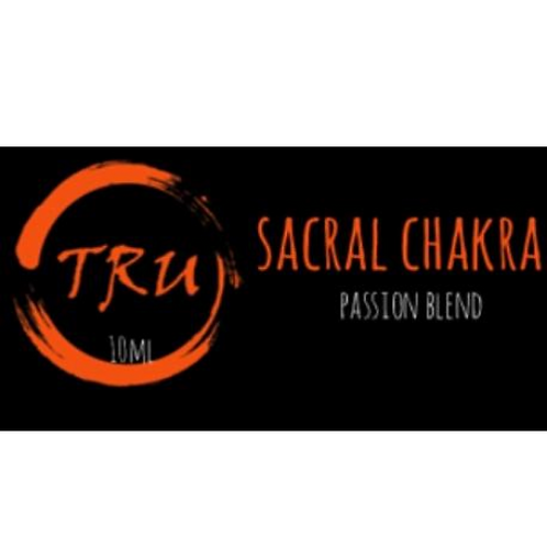 Tru Apothecary Sacral Chakra Oil- Passion Blend