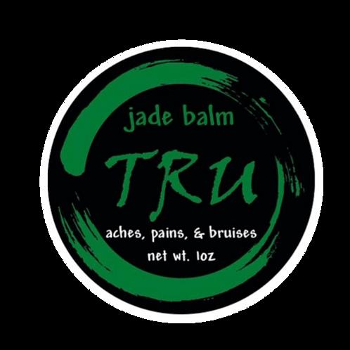 Tru Apothecary Jade Balm-Aches, Pains, & Bruises