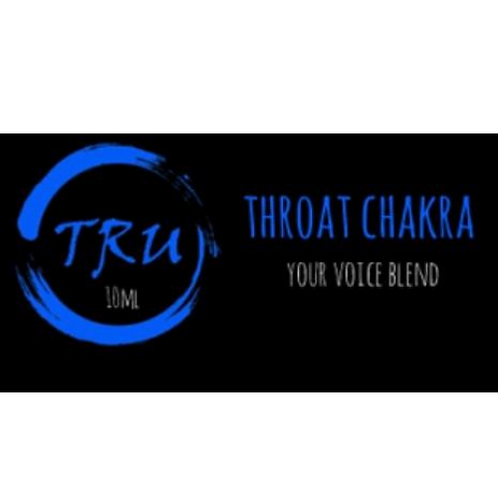 Tru Apothecary Throat Chakra Oil- Your Voice Blend